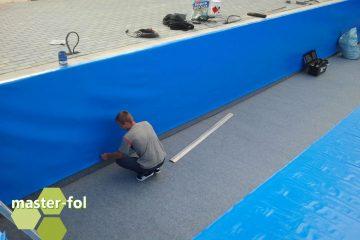 Uszczelnianie - Folie basenowe